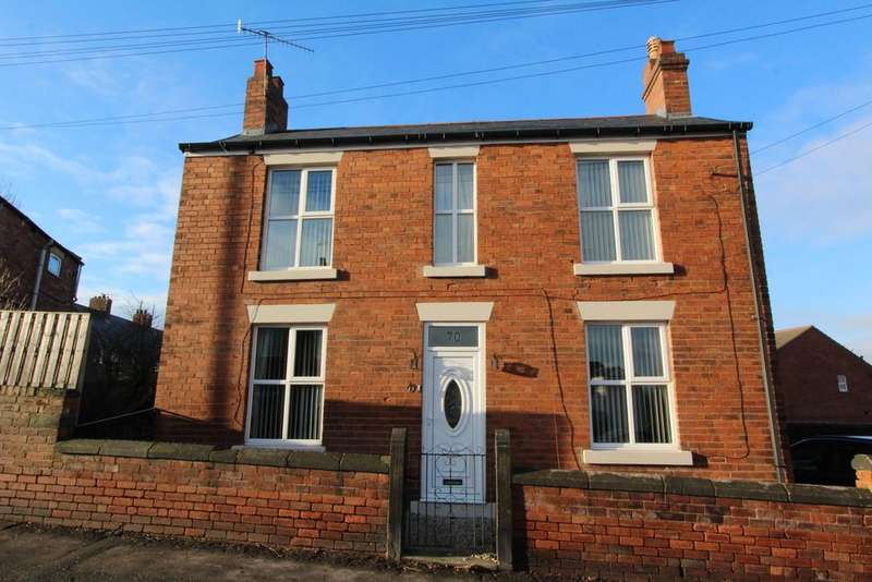 3 Bedrooms Detached House for sale in St. Johns Road, Chesterfield