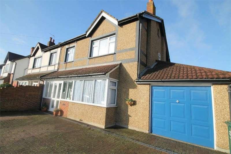 4 Bedrooms Semi Detached House for sale in Fordbridge Road, Ashford, Surrey