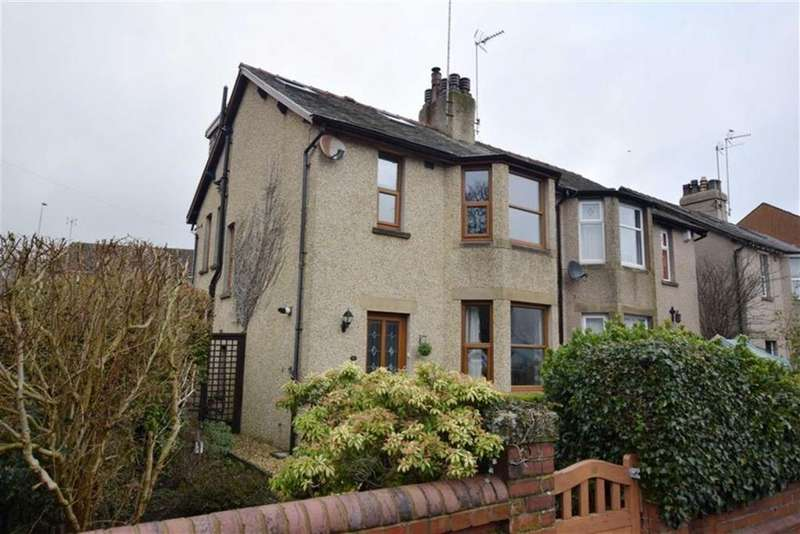 4 Bedrooms Semi Detached House for sale in Kings Road, Ulverston, Cumbria
