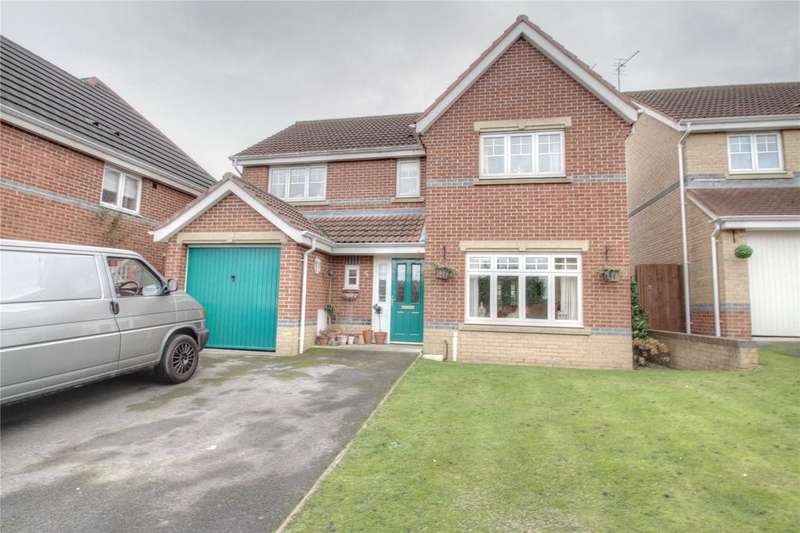 4 Bedrooms Detached House for sale in East Farm Close, Normanby