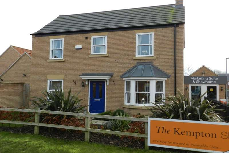 3 Bedrooms Detached House for sale in Willoughby Chase, Alford, LN13