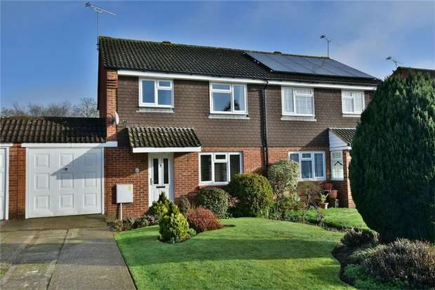 3 Bedrooms Semi Detached House for sale in Blinco Lane, George Green, Buckinghamshire