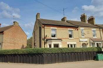 4 Bedrooms Semi Detached House for sale in Granville Street, Peterborough, PE1 2QJ