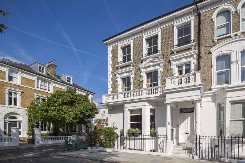 5 Bedrooms Semi Detached House for sale in Carlyle Square, Chelsea, London, SW3