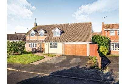 5 Bedrooms Detached House for sale in Hallfields, Edwalton, Nottingham, Nottinghamshire