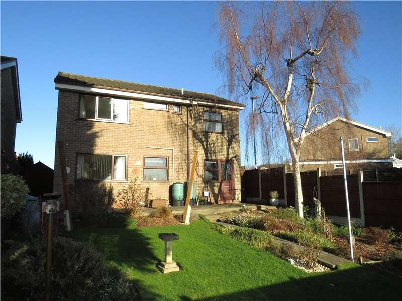 4 Bedrooms Detached House for sale in Stanage Green, Mickleover, Derbyshire, DE3