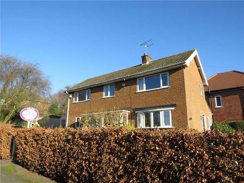 3 Bedrooms Detached House for sale in Birches Road, Allestree, Derby, Derbyshire, DE22