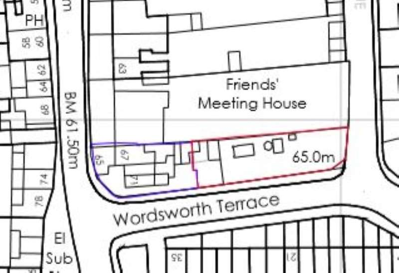 3 Bedrooms Land Commercial for sale in Building Plot, To The Rear Of 65-71 Kirkgate, Cockermouth, Cumbria