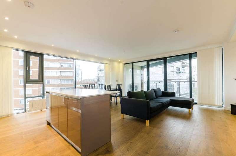 3 Bedrooms Flat for sale in Leathermarket Street, London Bridge, SE1