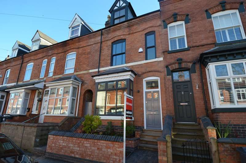 5 Bedrooms Terraced House for sale in Station Road, Kings Heath, Birmingham, B14