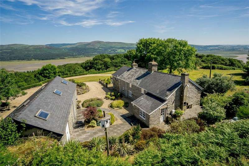 4 Bedrooms Detached House for sale in Aberdovey, Gwynedd
