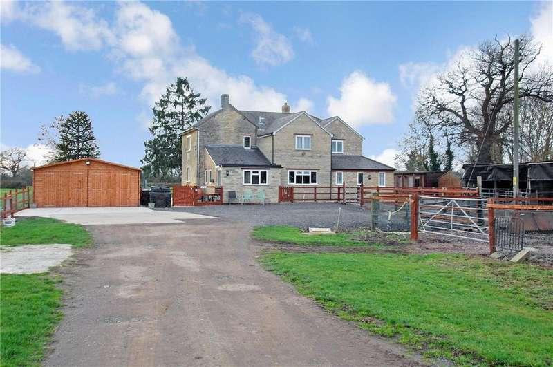 4 Bedrooms Equestrian Facility Character Property for sale in Islip Road, Bletchingdon, Kidlington, Oxfordshire, OX5