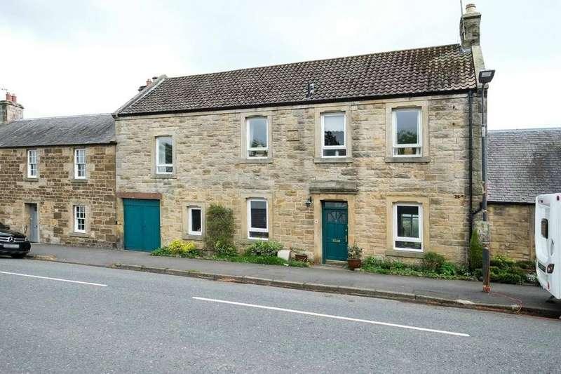 4 Bedrooms Terraced House for sale in 8 Dewartown, Dewartown, Gorebridge, EH23 4NX