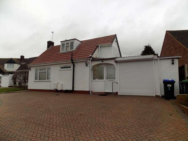 3 Bedrooms Detached Bungalow for sale in Waynecroft Road, Great Barr, Birmingham B43