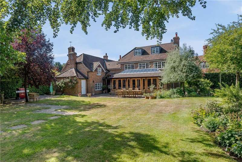 5 Bedrooms Detached House for sale in Bockmer End, Marlow, Buckinghamshire, SL7