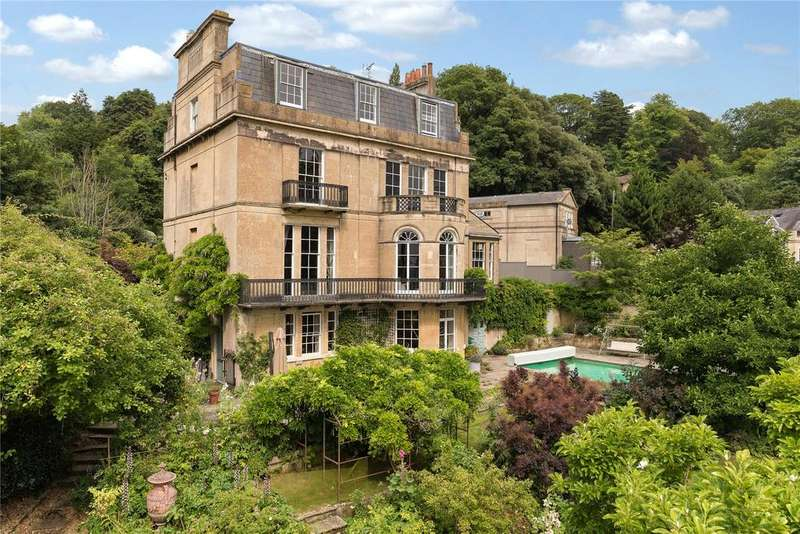 7 Bedrooms Detached House for sale in Bathwick Hill, Bath, BA2