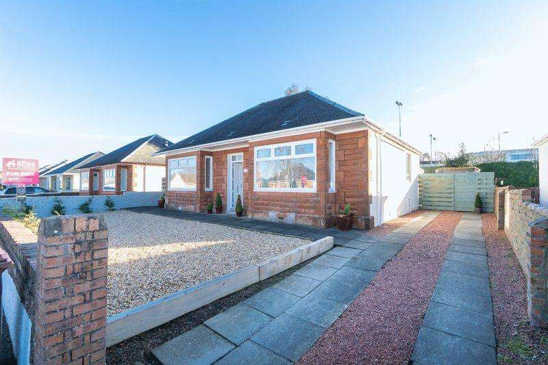 3 Bedrooms Detached Bungalow for sale in 18 Belmont Road, Ayr, KA7 2PF