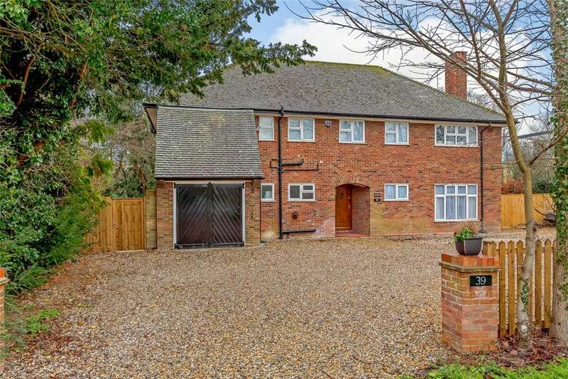 5 Bedrooms Detached House for sale in Madingley Road, Cambridge, CB3