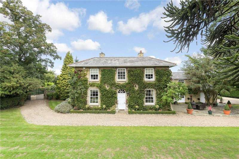5 Bedrooms Detached House for sale in Rhodes Lane, Clifford Moor Road, Wetherby, West Yorkshire