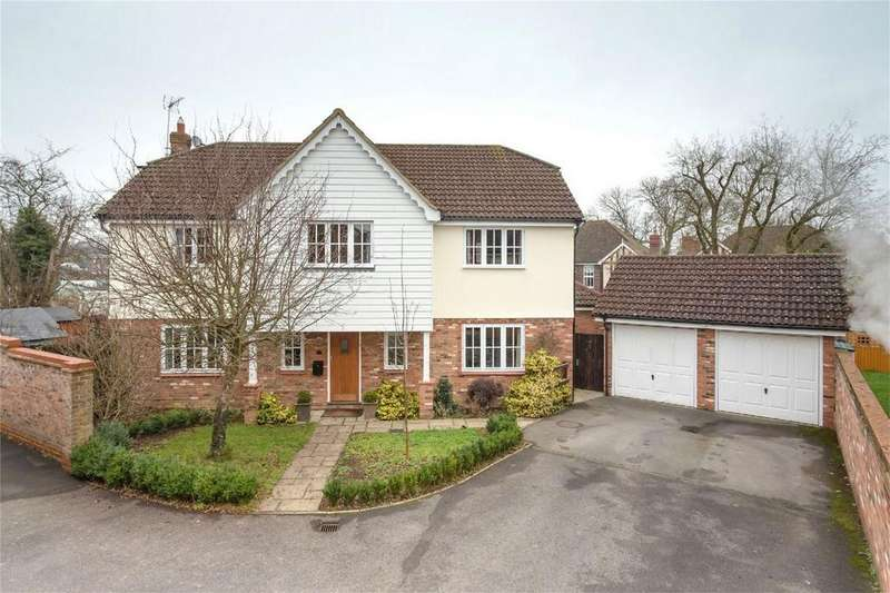 5 Bedrooms Detached House for sale in Beldams Gate, Bishop's Stortford, Hertfordshire