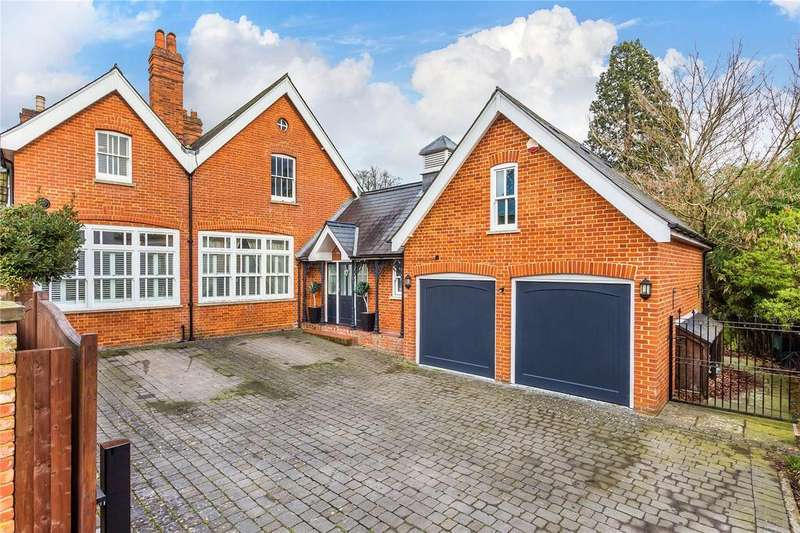 5 Bedrooms House for sale in Reigate Hill, Reigate, Surrey, RH2