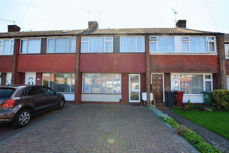 3 Bedrooms Terraced House for sale in The Green, Slough