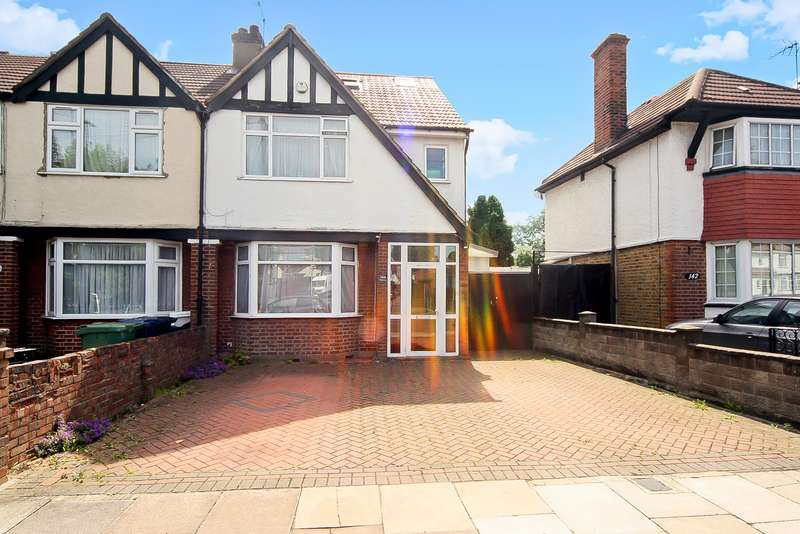 4 Bedrooms Property for sale in Oldfield Lane South, Greenford