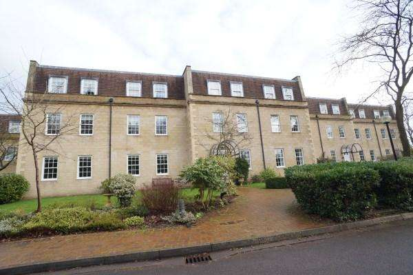 2 Bedrooms Apartment Flat for sale in Cedar Hall, Frenchay, Bristol, BS16 1NH