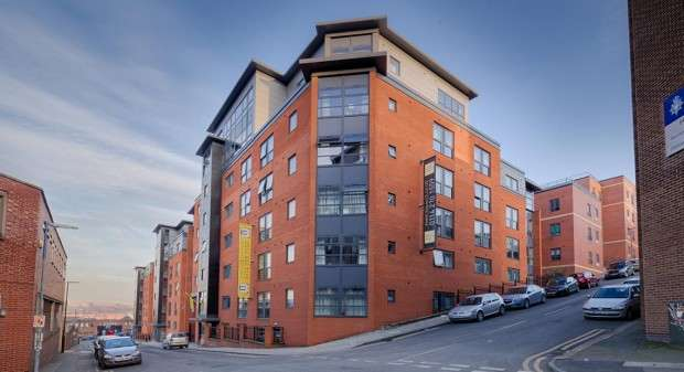 4 Bedrooms Apartment Flat for sale in Aspect 3 34 Edward Street, Sheffield, S3