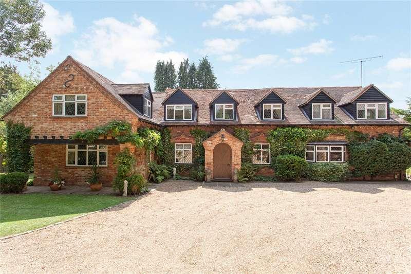 6 Bedrooms Detached House for sale in Ferry Lane, Medmenham, Buckinghamshire, SL7
