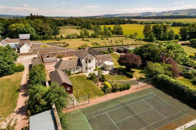 6 Bedrooms Detached House for sale in Braemore House, Meigle, Blairgowrie, Perthshire, PH12