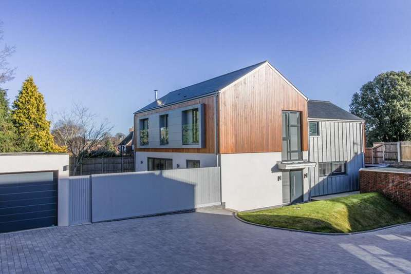4 Bedrooms House for sale in Broughton, Stockbridge, Hampshire SO20