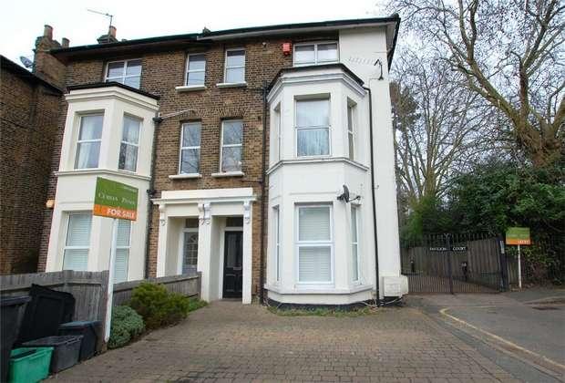2 Bedrooms Flat for sale in 10 Station Road, Shortlands, BROMLEY, Kent