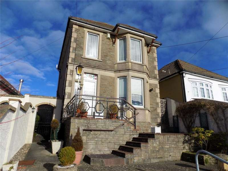3 Bedrooms Detached House for sale in Mount Hill Road, Hanham, Bristol, BS15