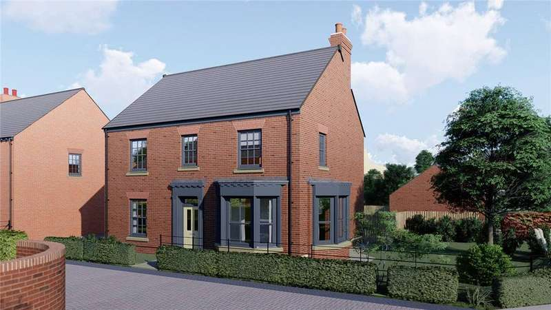 5 Bedrooms Detached House for sale in Connaught Square, St Oswalds Road, York, YO10