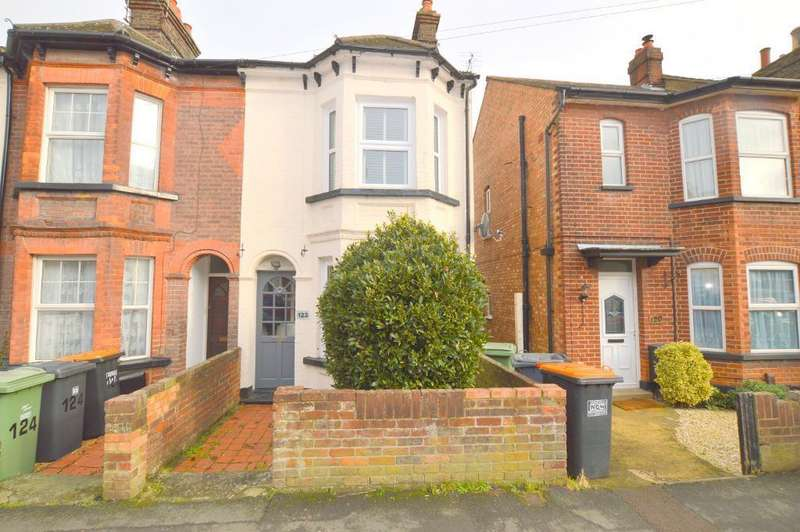 3 Bedrooms End Of Terrace House for sale in Victoria Street, Dunstable, Bedfordshire, LU6 3BB