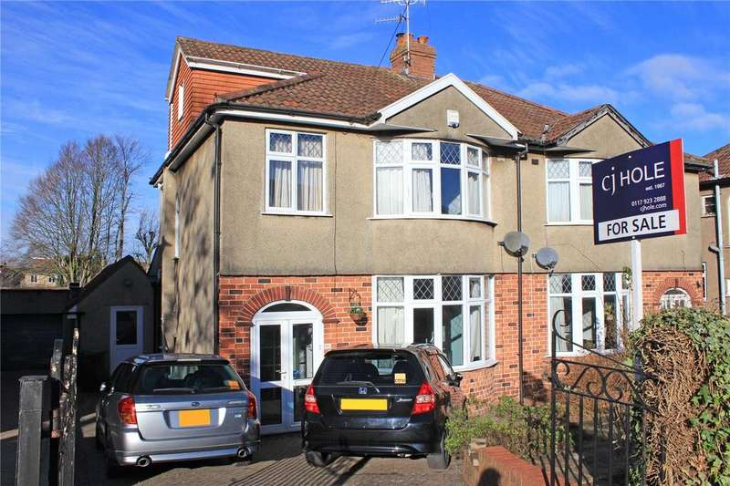 4 Bedrooms Semi Detached House for sale in Kenmore Crescent, Filton Park, Bristol, BS7