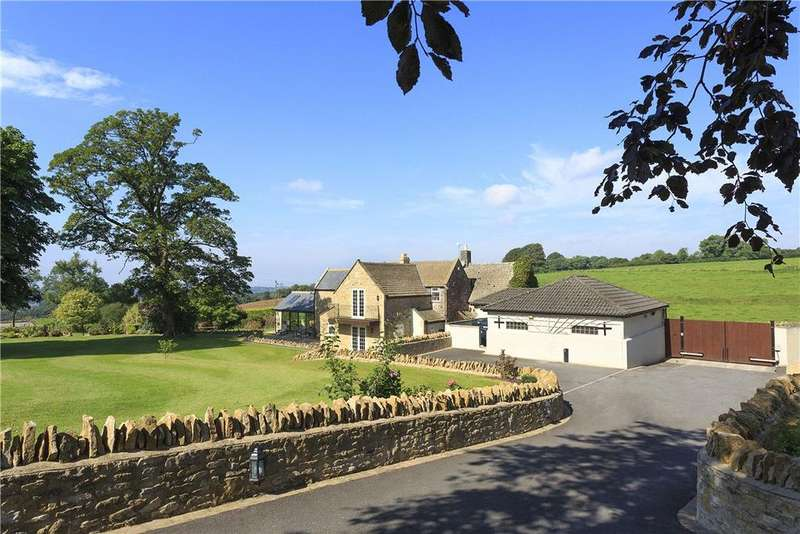 4 Bedrooms Detached House for sale in Bodden, Shepton Mallet, Somerset, BA4