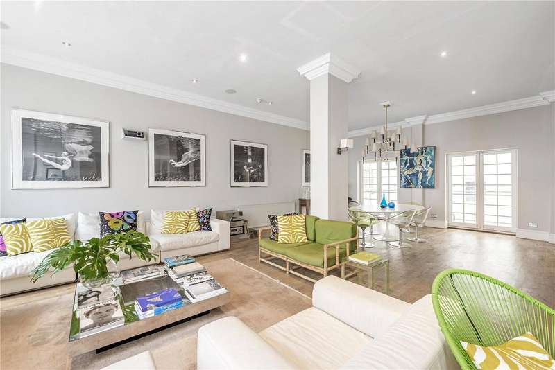6 Bedrooms Maisonette Flat for sale in Queen Annes Gate, St James's Park, London