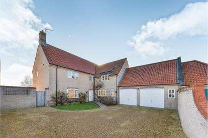 4 Bedrooms Detached House for sale in Beachamwell, Swaffham, Norfolk