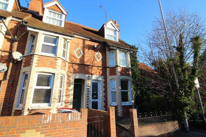 4 Bedrooms End Of Terrace House for sale in Norcot Road, Reading