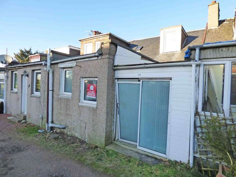 2 Bedrooms Terraced House for sale in 268, Viewfield Road, West Calder, South Lanarkshire