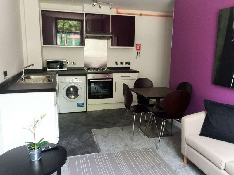 4 Bedrooms Apartment Flat for rent in Bell House Apartment 1, S1 2AY