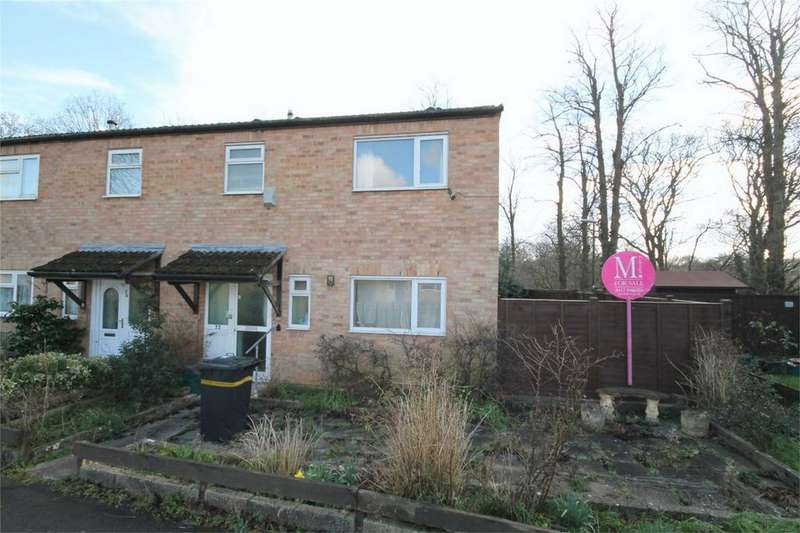 3 Bedrooms End Of Terrace House for sale in Nuthatch Gardens, Stapleton, Bristol