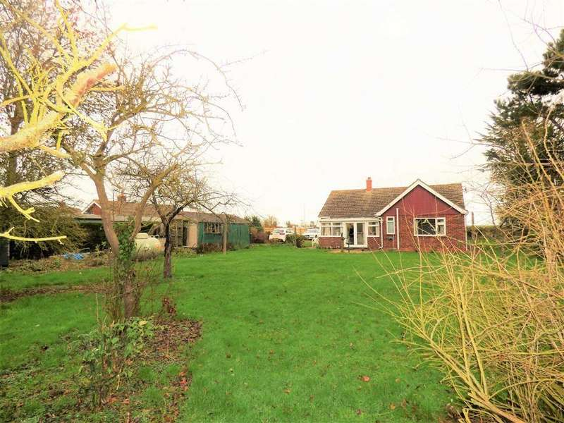 3 Bedrooms Detached Bungalow for sale in Mill Hill Way, South Cockerington