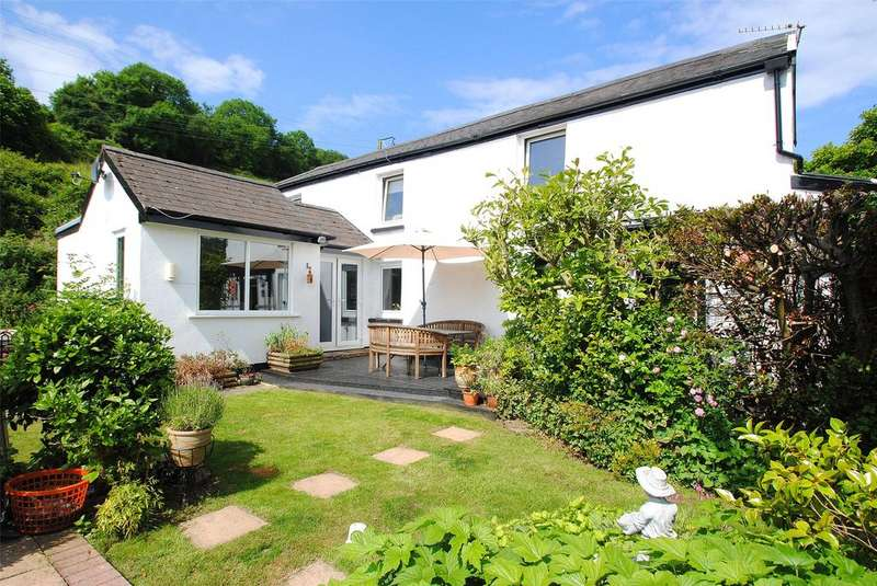 3 Bedrooms Semi Detached House for sale in Park Lane, Combe Martin