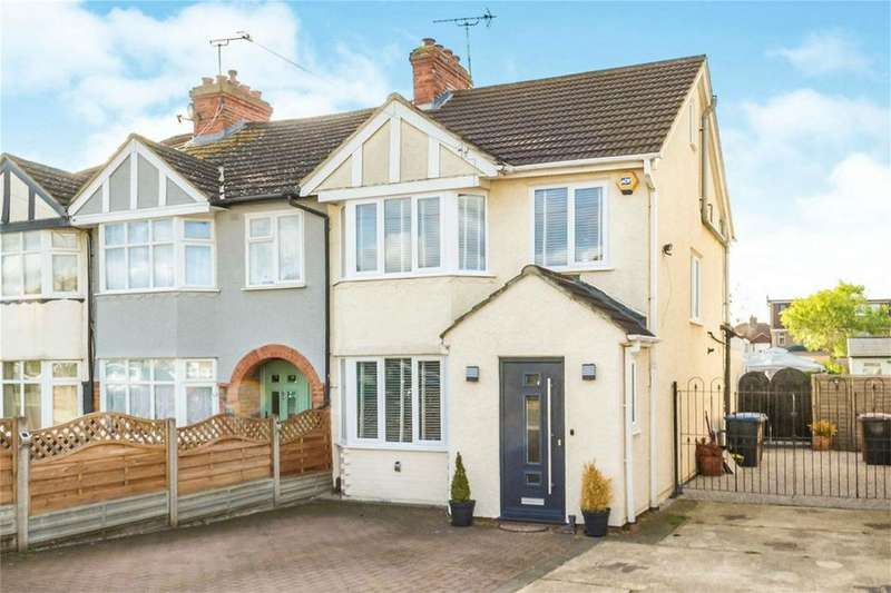 4 Bedrooms End Of Terrace House for sale in Broad Acres, HATFIELD, Hertfordshire