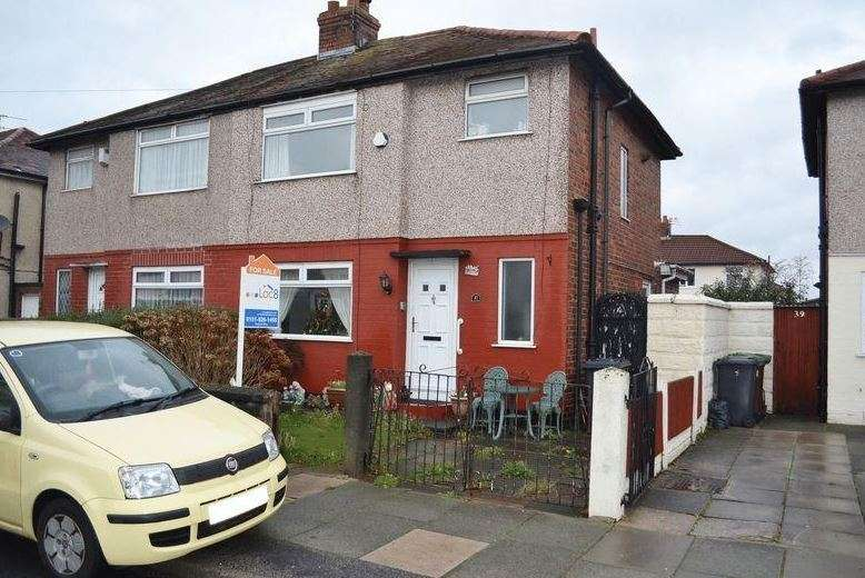 3 Bedrooms Property for sale in Dover Road, Liverpool, Merseyside, L31 5JE