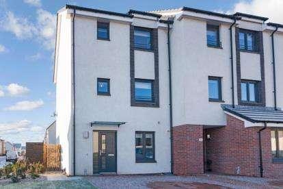 4 Bedrooms End Of Terrace House for sale in Kenley Road, Renfrew, Renfrewshire