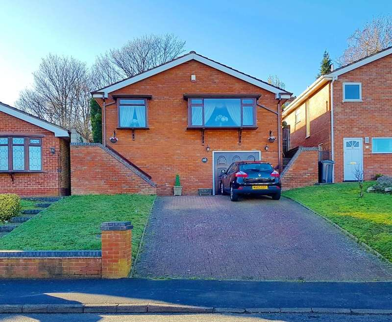 3 Bedrooms Bungalow for sale in WYNDMILL CRESCENT, WEST BROMWICH, WEST MIDLANDS, B71 3RB